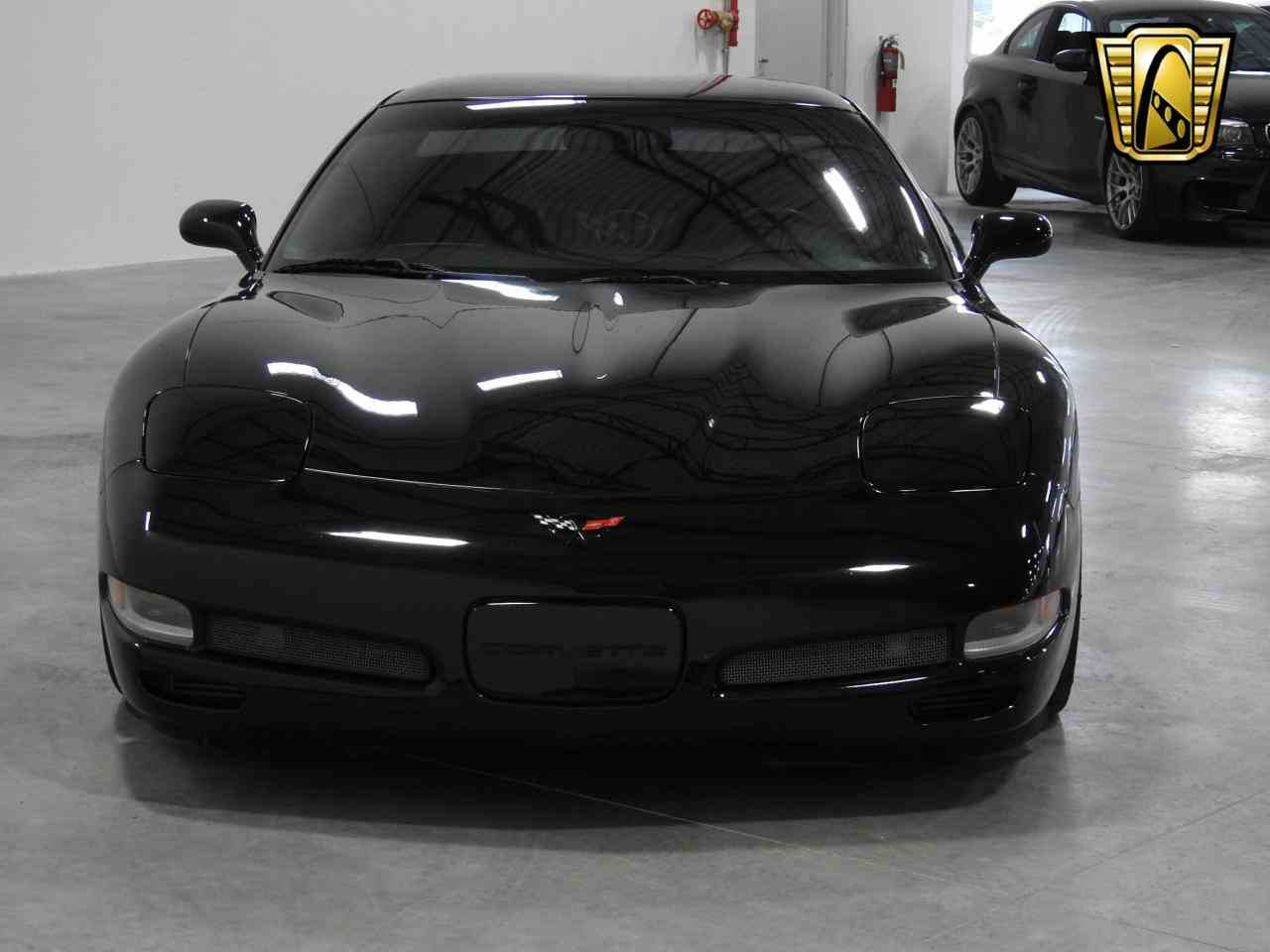 Large Picture of 2002 Corvette located in Kenosha Wisconsin Offered by Gateway Classic Cars - Milwaukee - KE5O