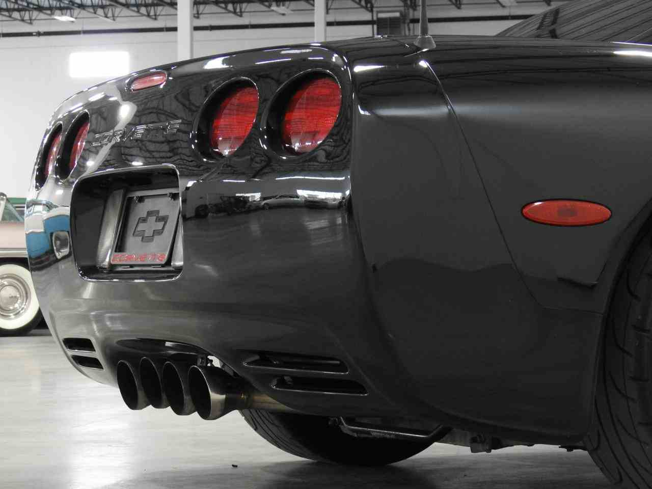 Large Picture of 2002 Chevrolet Corvette Offered by Gateway Classic Cars - Milwaukee - KE5O