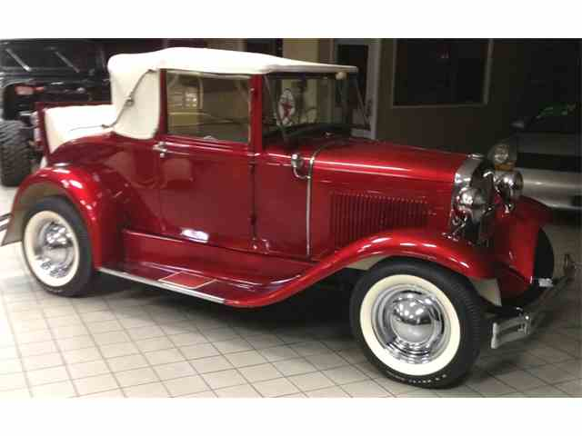 Picture of '31 Cabriolet - KD51