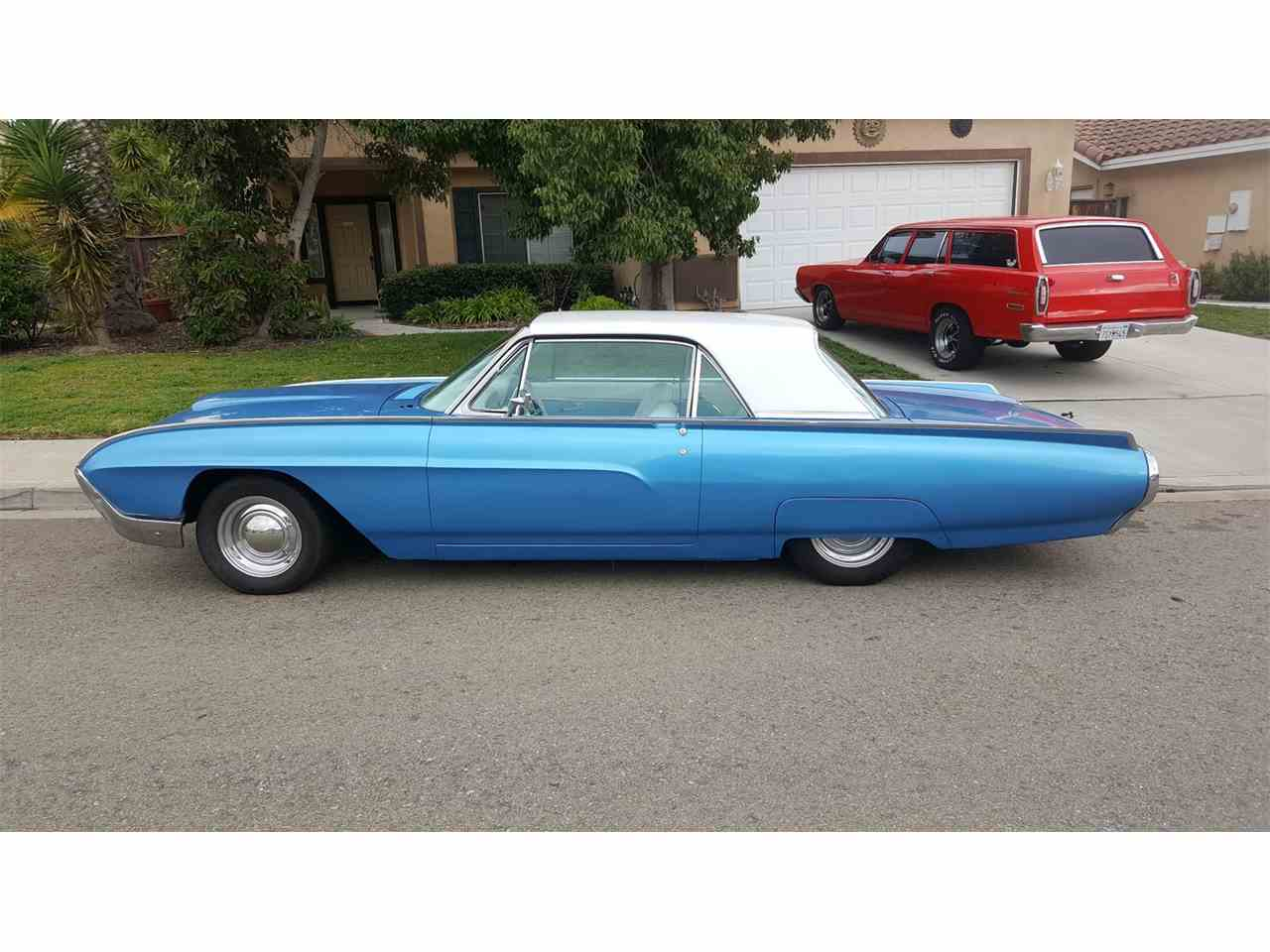 Large Picture of '63 Thunderbird - KD54