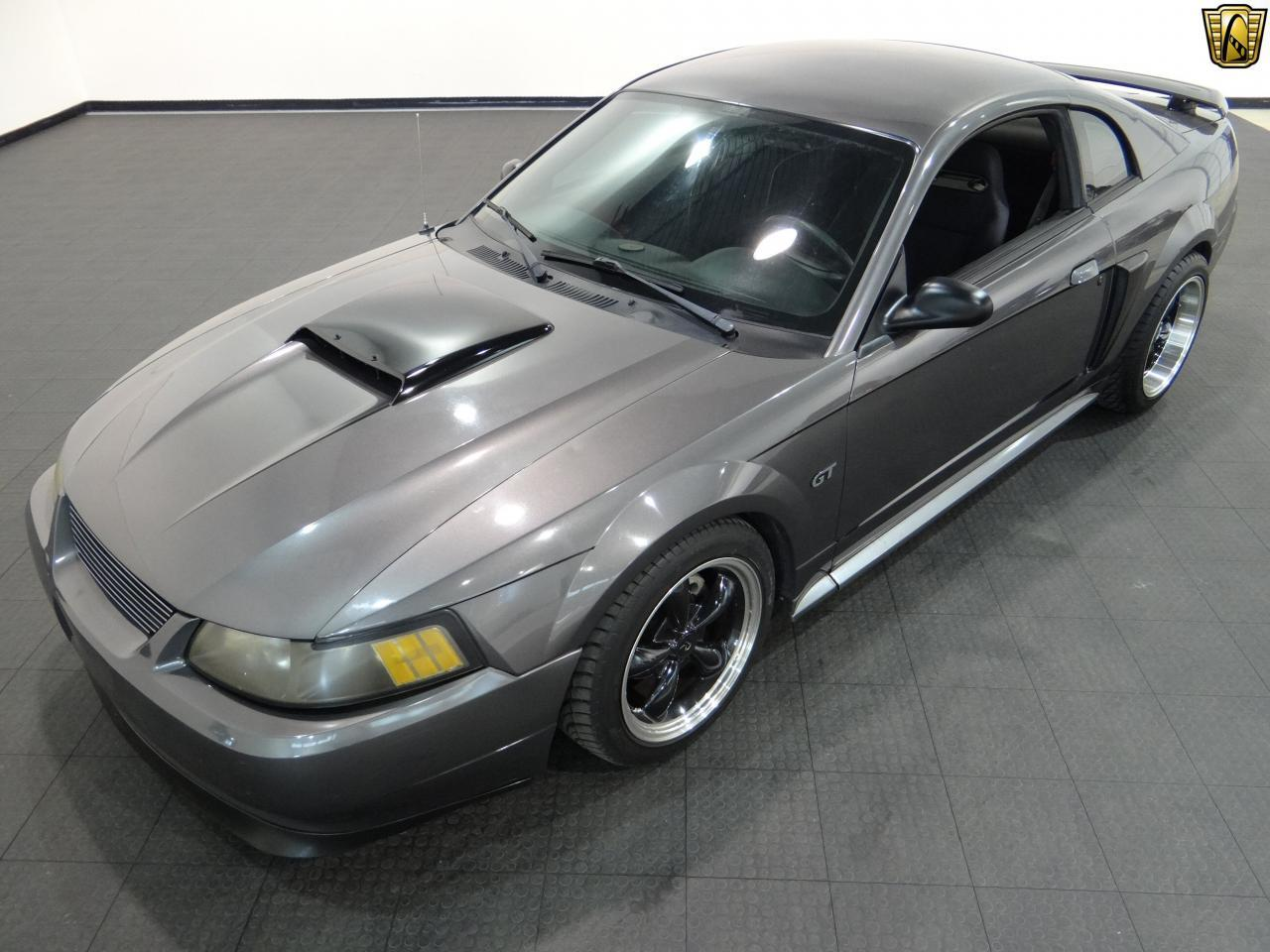 Large Picture of '03 Ford Mustang located in Indiana - KE78