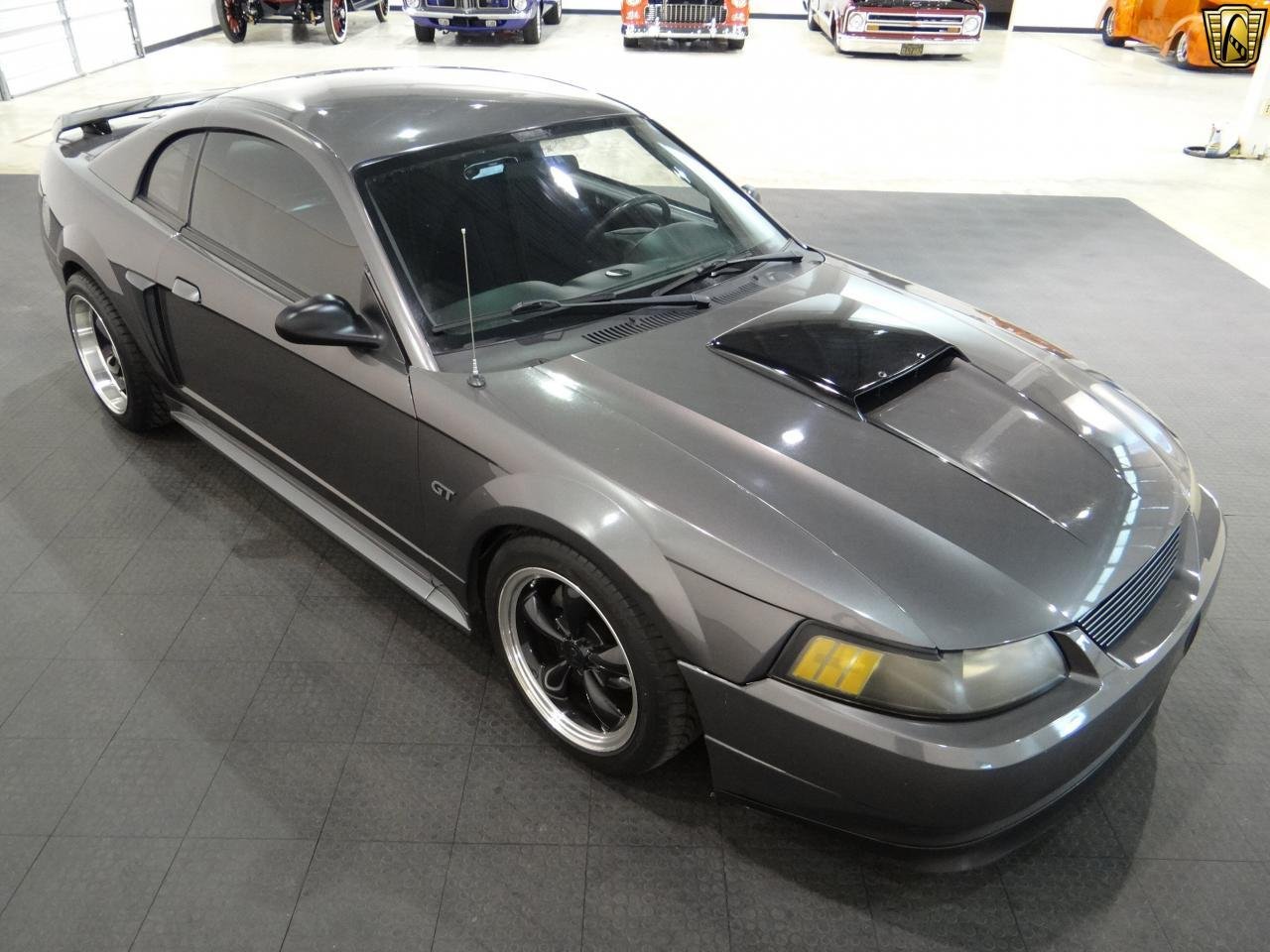 Large Picture of 2003 Mustang located in Indiana Offered by Gateway Classic Cars - Indianapolis - KE78