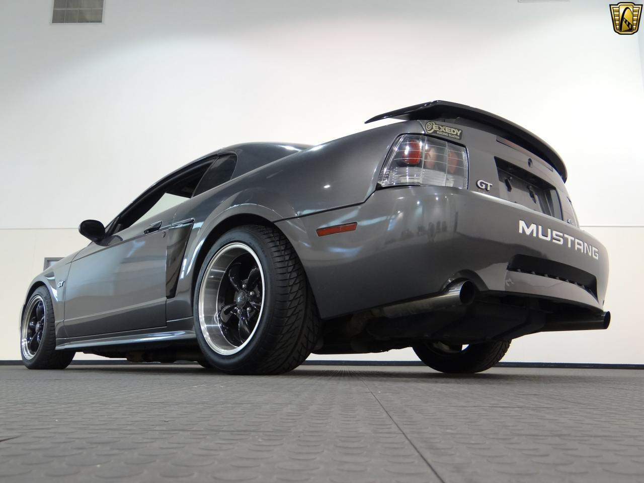 Large Picture of '03 Mustang located in Indianapolis Indiana - KE78