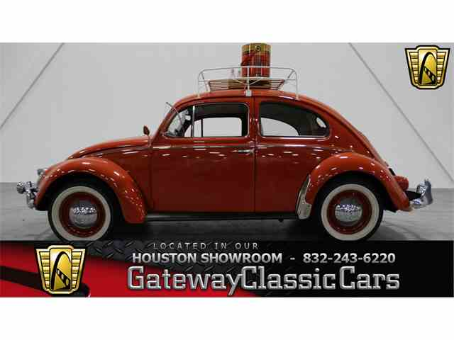 Picture of 1960 Beetle - $14,595.00 Offered by Gateway Classic Cars - Houston - KE94