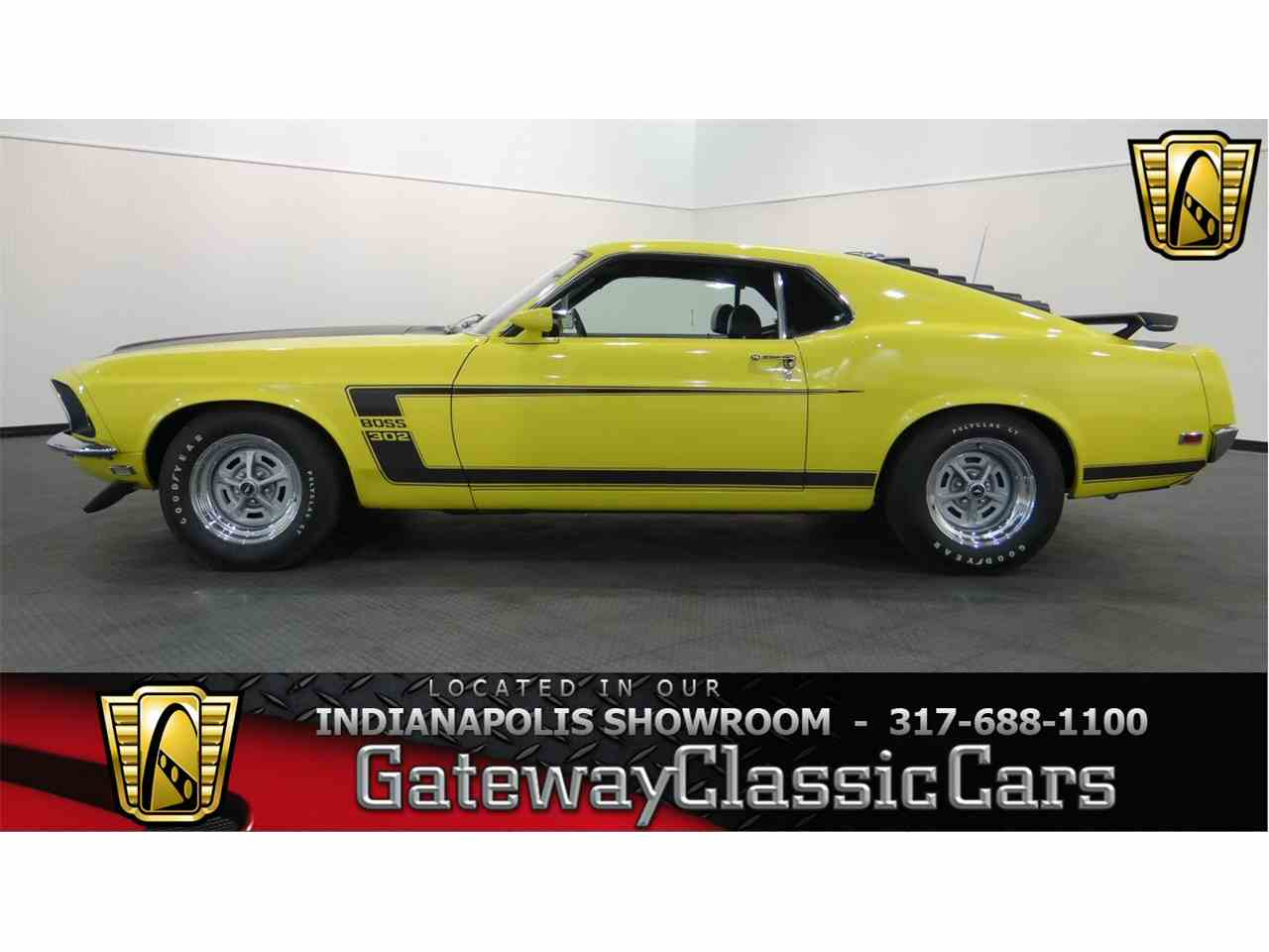1969 Ford Mustang for Sale   ClassicCars.com   CC-951616