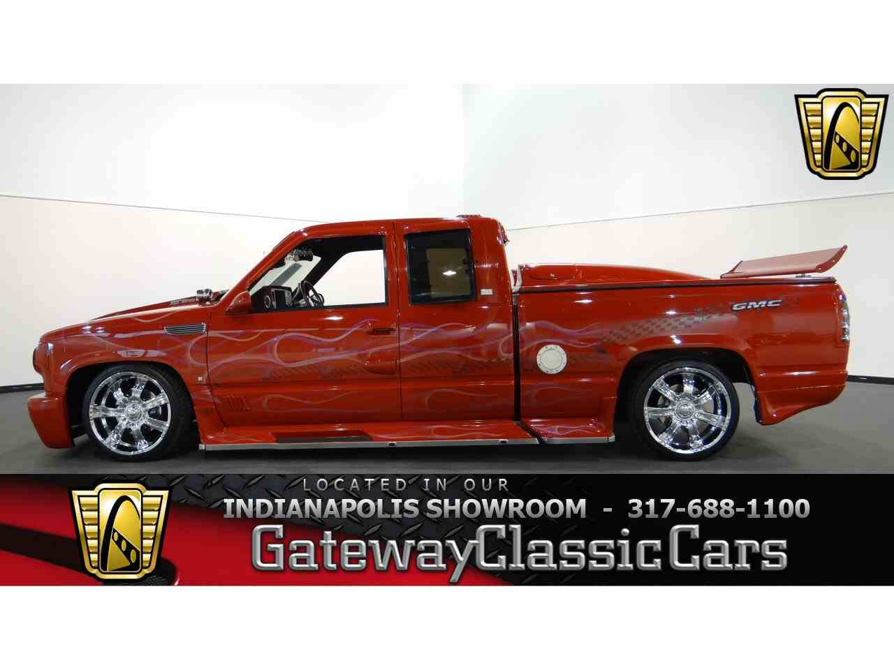 Large Picture of '93 Sierra - KEB0