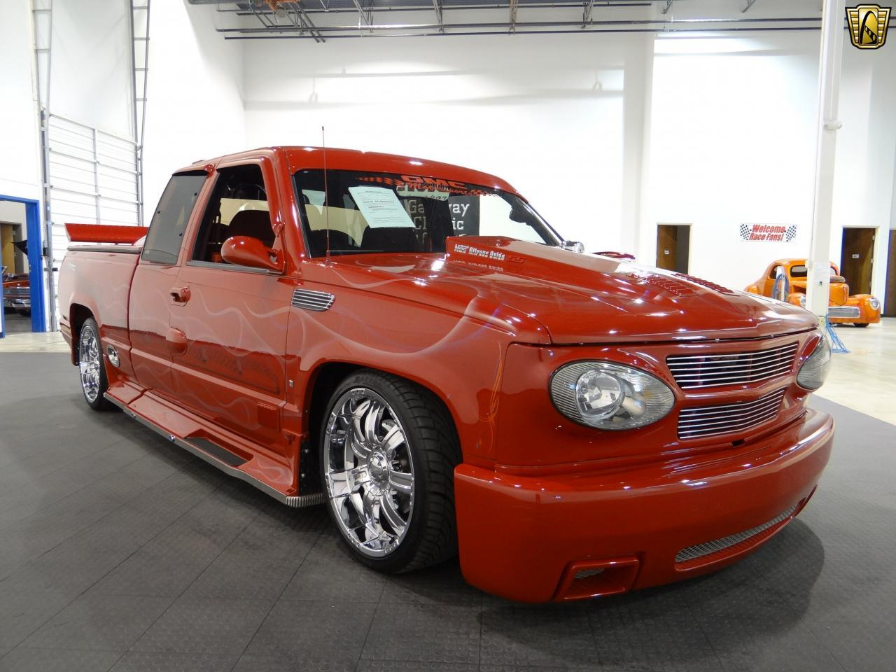 Large Picture of 1993 Sierra located in Indianapolis Indiana Offered by Gateway Classic Cars - Indianapolis - KEB0