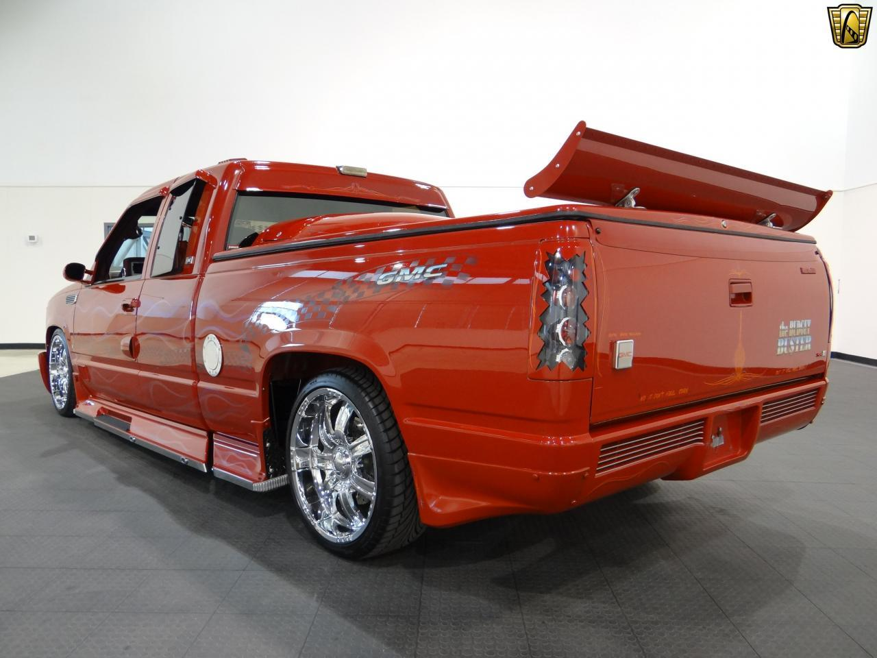 Large Picture of 1993 Sierra - $17,595.00 - KEB0