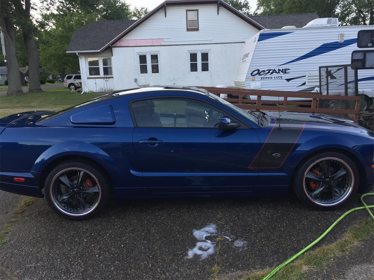 Large Picture of '06 Mustang - KD5J