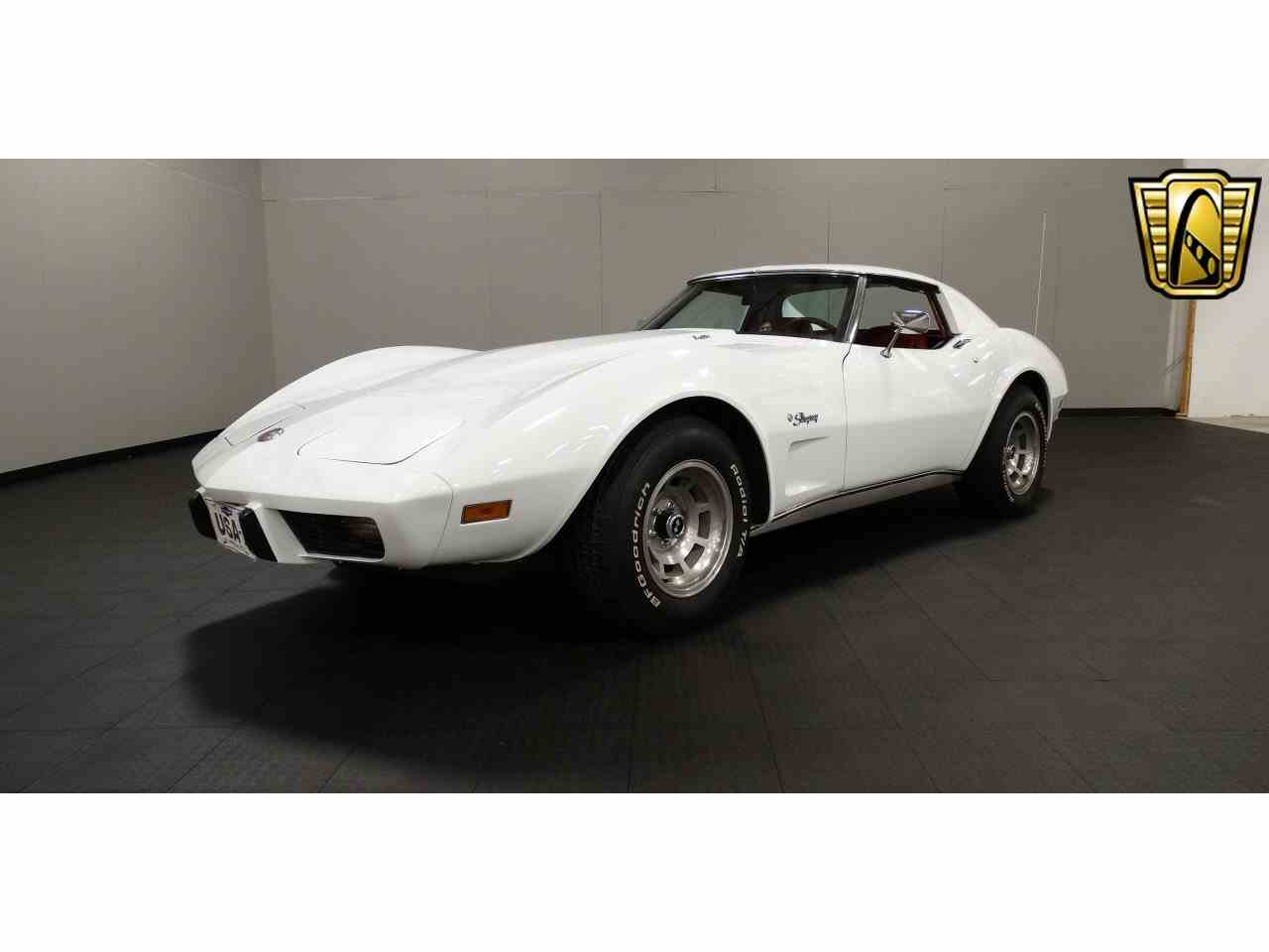 Large Picture of 1976 Chevrolet Corvette located in Indiana - $16,595.00 Offered by Gateway Classic Cars - Louisville - KEBQ