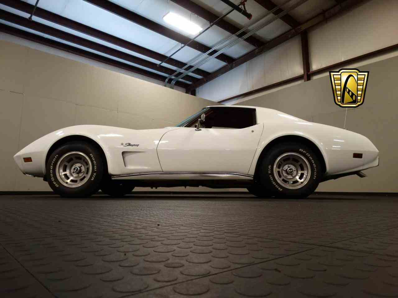Large Picture of '76 Corvette located in Memphis Indiana - $16,595.00 Offered by Gateway Classic Cars - Louisville - KEBQ