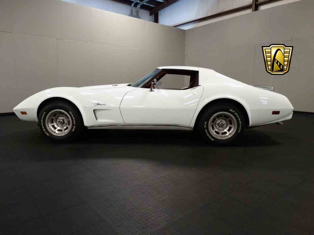 Large Picture of 1976 Corvette - $16,595.00 Offered by Gateway Classic Cars - Louisville - KEBQ