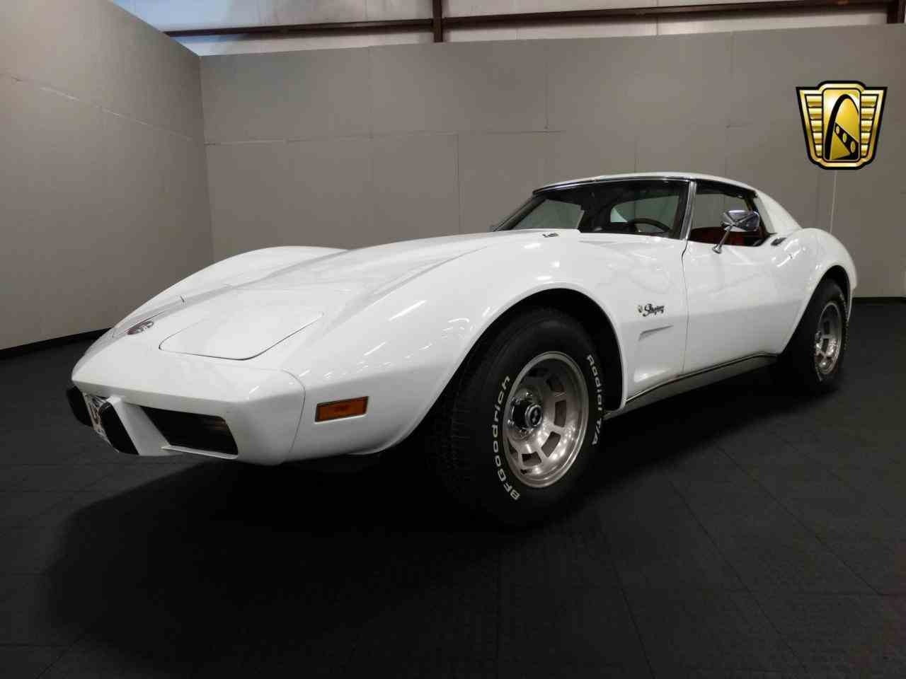 Large Picture of '76 Chevrolet Corvette located in Indiana - KEBQ