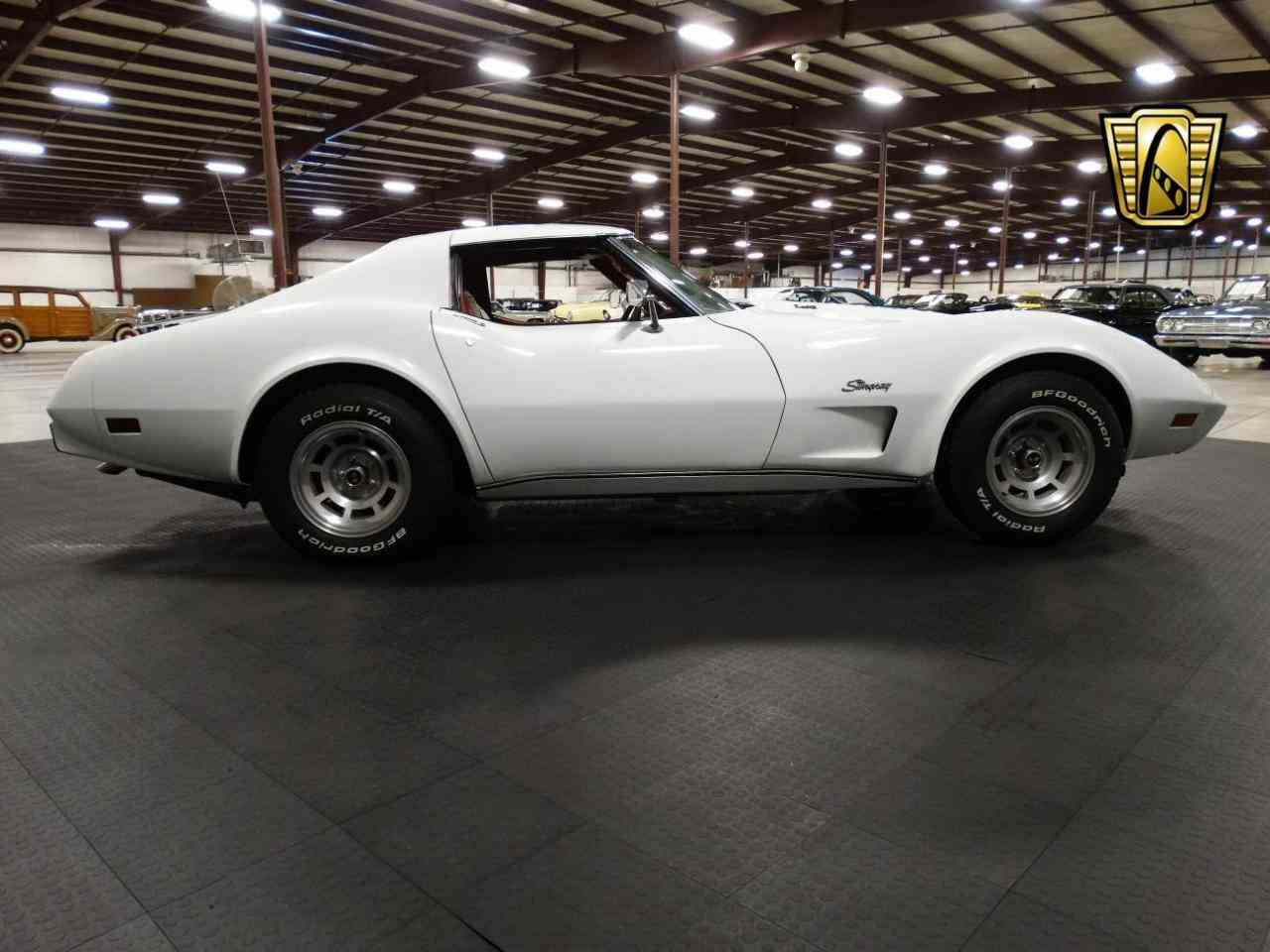 Large Picture of '76 Chevrolet Corvette located in Memphis Indiana - KEBQ