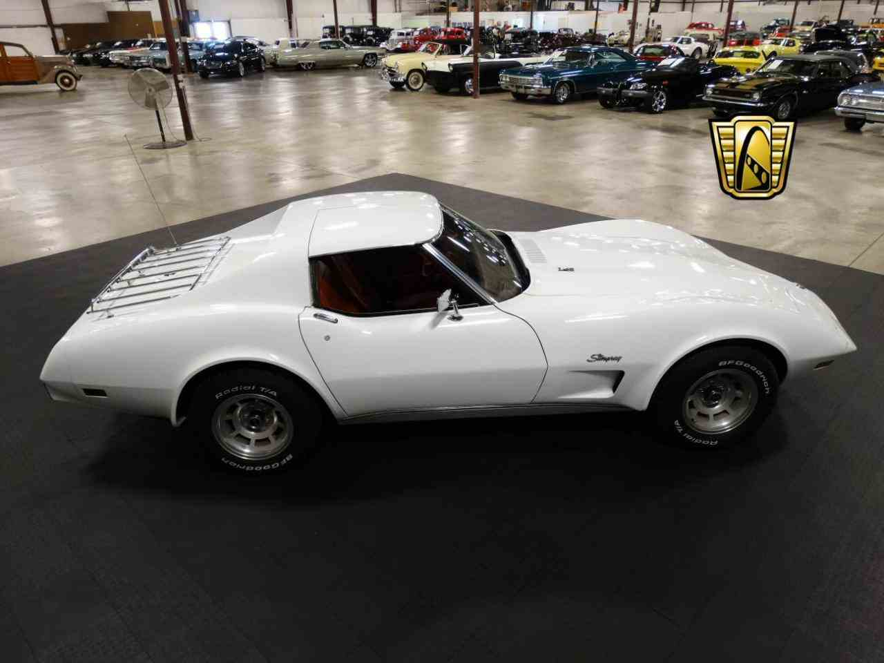 Large Picture of '76 Corvette located in Indiana - $16,595.00 Offered by Gateway Classic Cars - Louisville - KEBQ