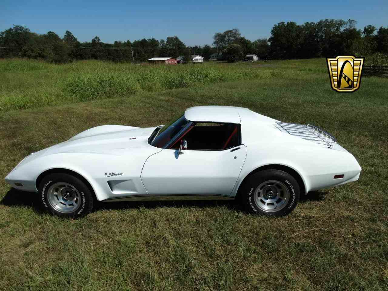 Large Picture of 1976 Corvette located in Memphis Indiana Offered by Gateway Classic Cars - Louisville - KEBQ
