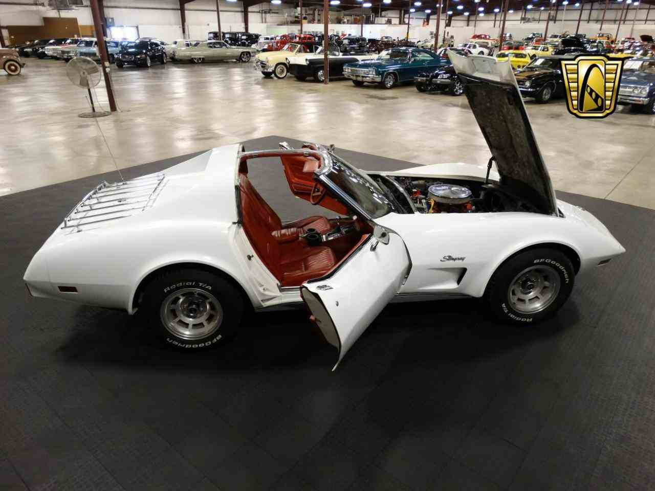 Large Picture of 1976 Chevrolet Corvette located in Memphis Indiana - $16,595.00 - KEBQ