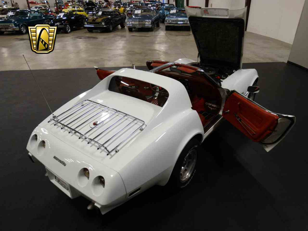 Large Picture of '76 Corvette located in Indiana Offered by Gateway Classic Cars - Louisville - KEBQ
