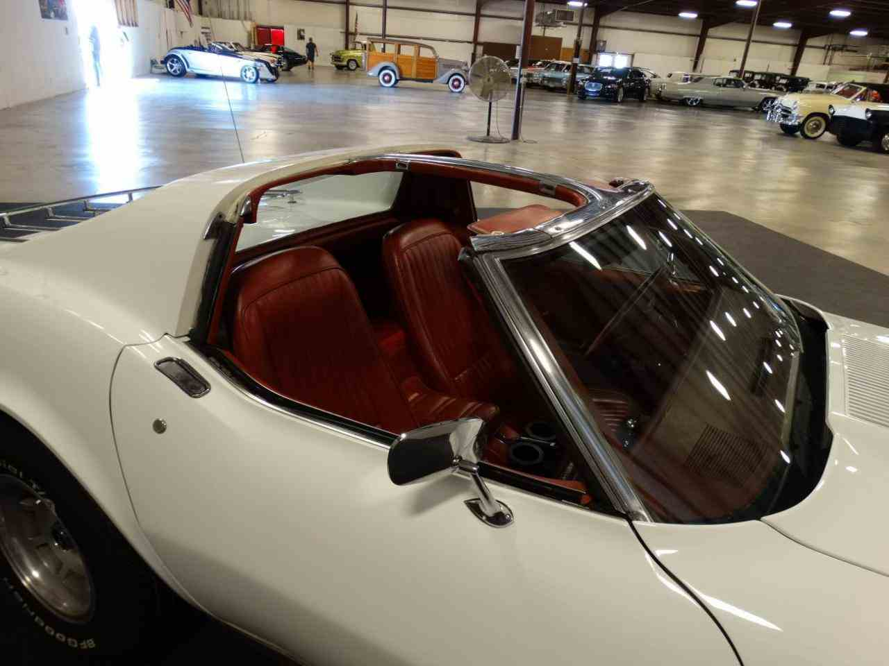 Large Picture of 1976 Chevrolet Corvette located in Indiana Offered by Gateway Classic Cars - Louisville - KEBQ