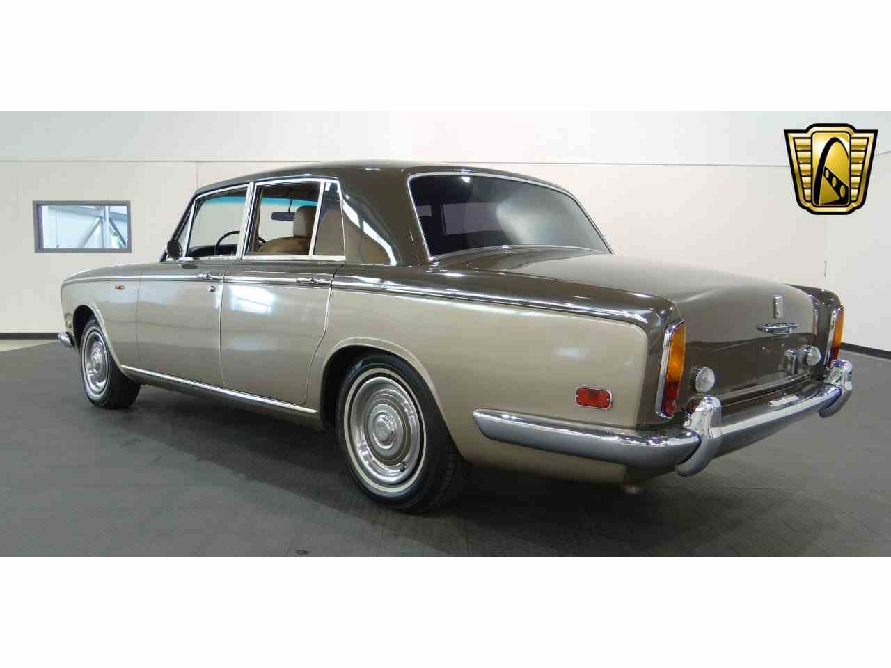 1970 rolls royce silver shadow for sale cc 951692. Black Bedroom Furniture Sets. Home Design Ideas