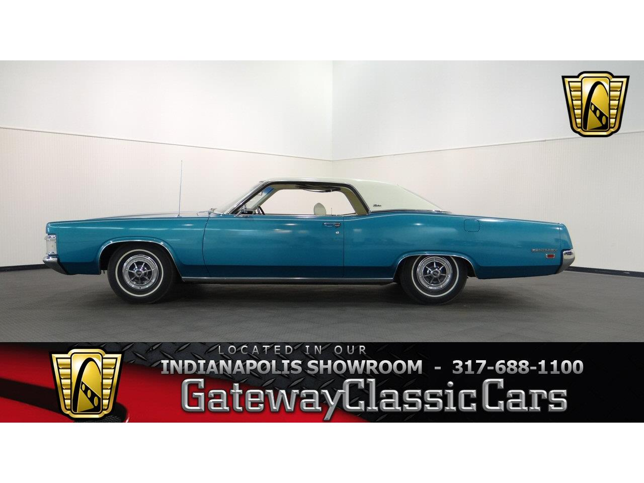 Large Picture of Classic '69 Monterey - KECC
