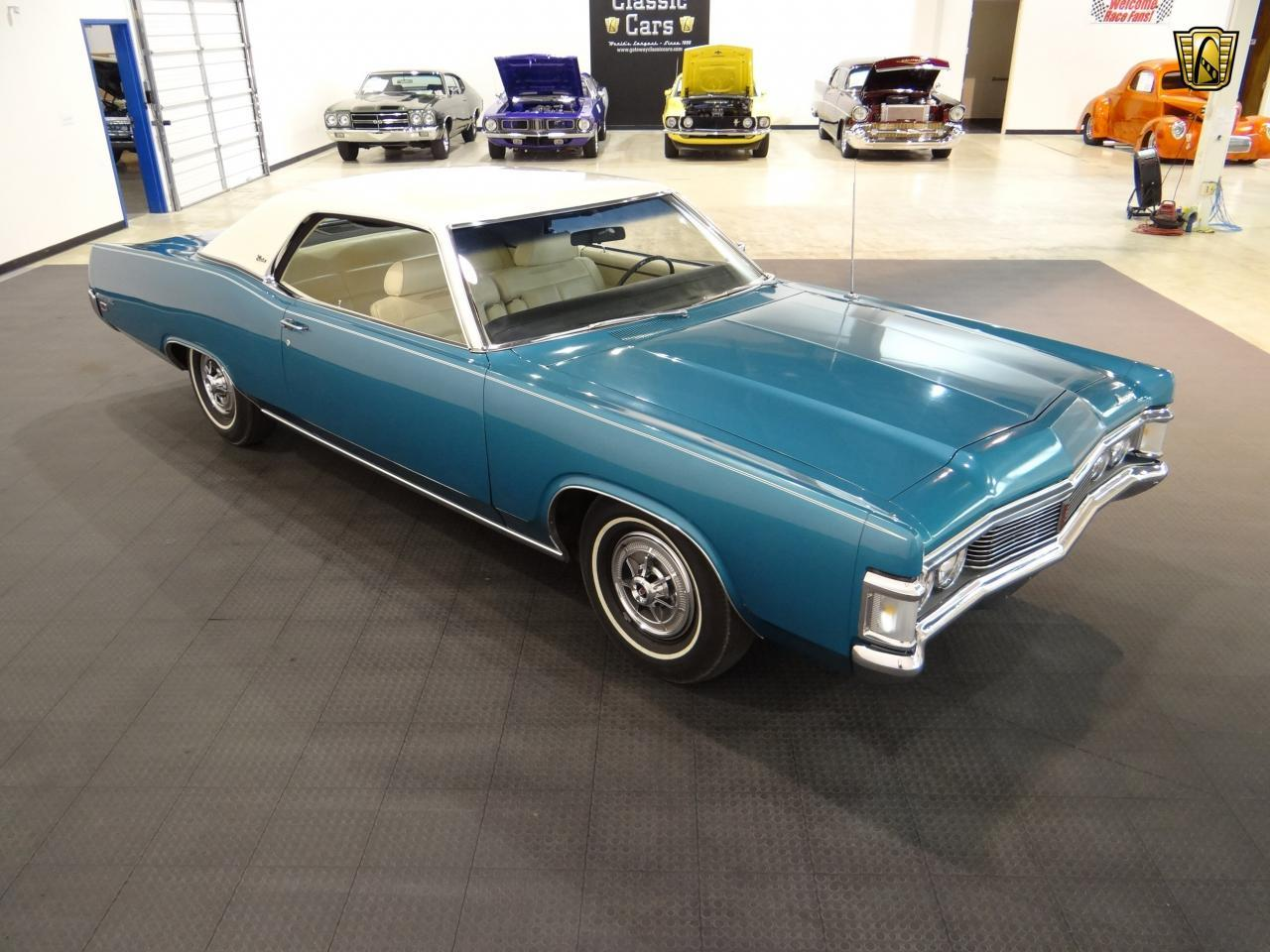 Large Picture of 1969 Monterey Offered by Gateway Classic Cars - Indianapolis - KECC