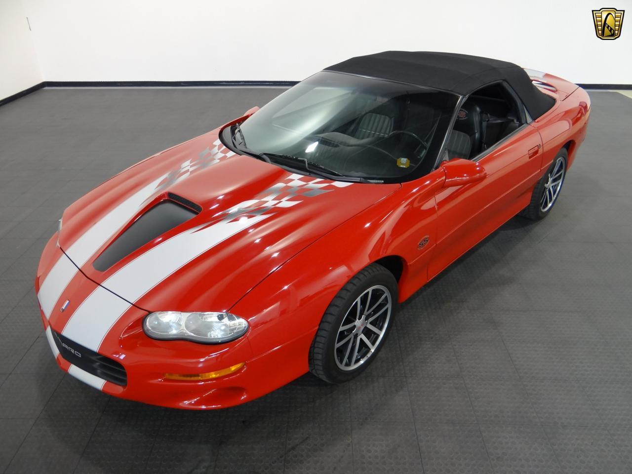 Large Picture of '02 Camaro - KECE
