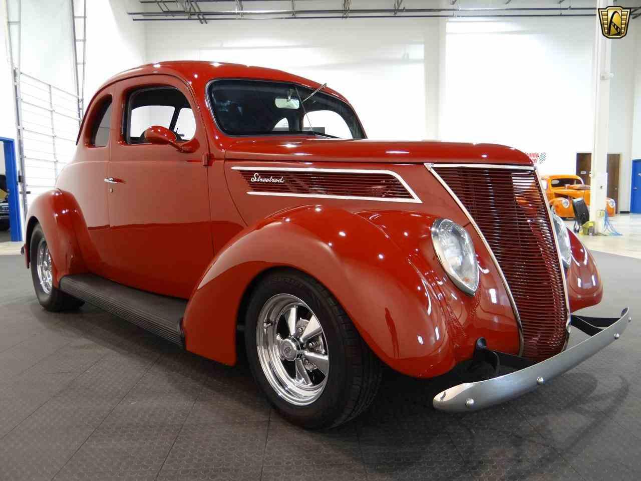 1937 ford coupe for sale cc 951721. Black Bedroom Furniture Sets. Home Design Ideas