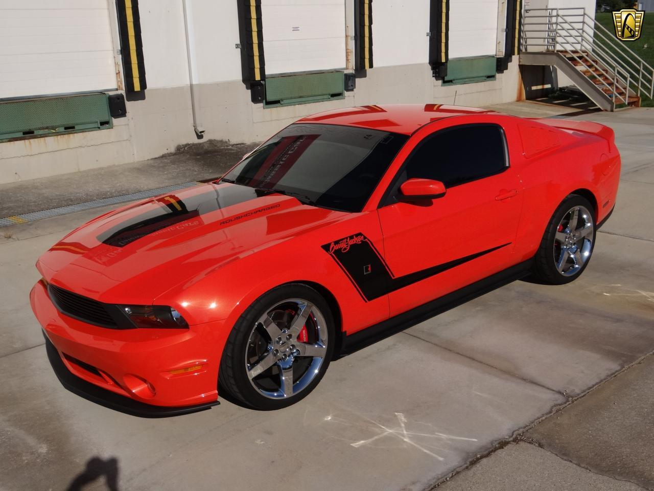 Large Picture of '10 Mustang - KEDL