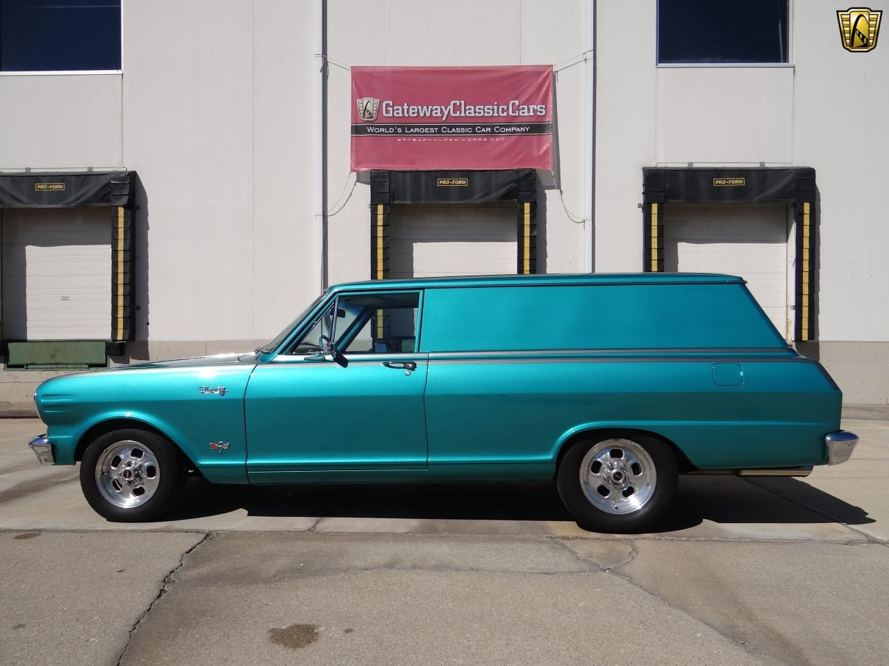 Large Picture of Classic '64 Nova located in Indianapolis Indiana - $23,995.00 Offered by Gateway Classic Cars - Indianapolis - KEDU