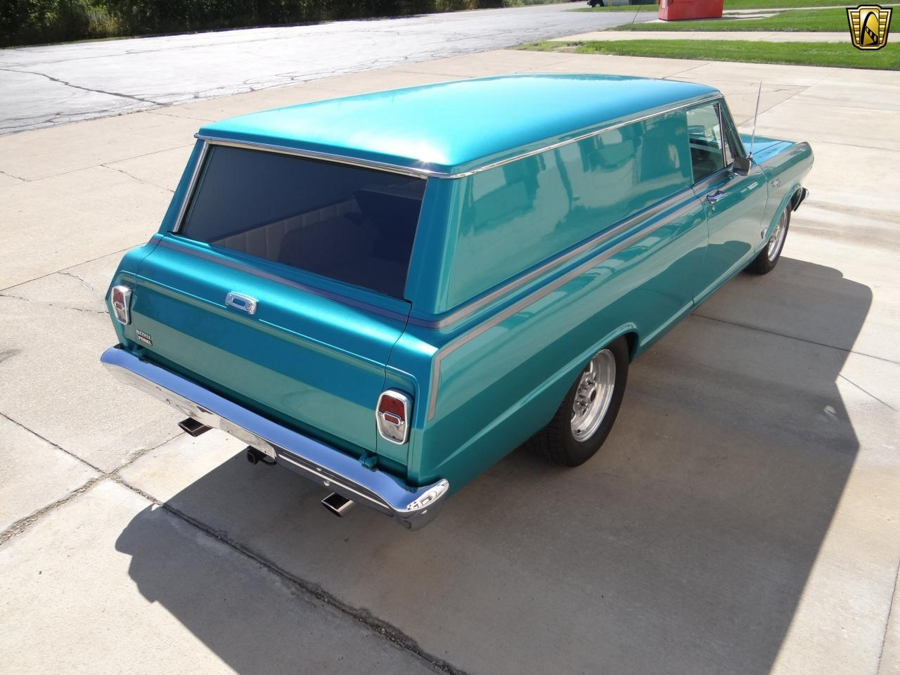 Large Picture of 1964 Nova located in Indiana Offered by Gateway Classic Cars - Indianapolis - KEDU
