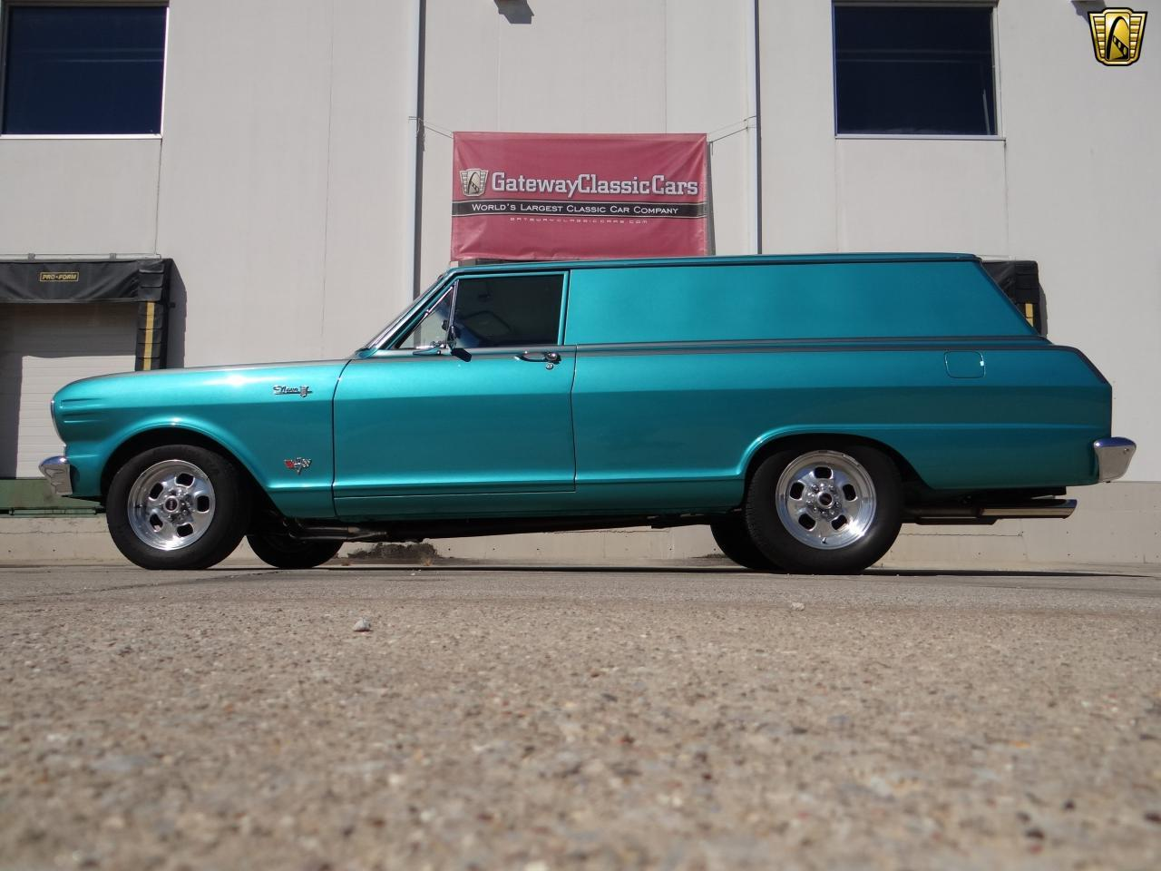 Large Picture of Classic '64 Chevrolet Nova Offered by Gateway Classic Cars - Indianapolis - KEDU