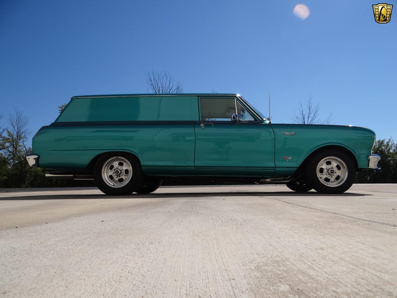 Large Picture of '64 Chevrolet Nova located in Indiana - $23,995.00 Offered by Gateway Classic Cars - Indianapolis - KEDU