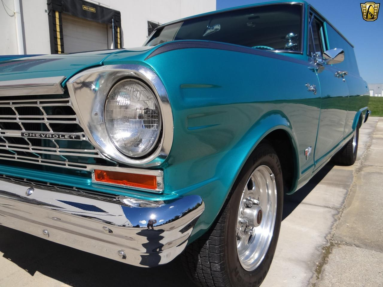 Large Picture of '64 Chevrolet Nova located in Indiana Offered by Gateway Classic Cars - Indianapolis - KEDU