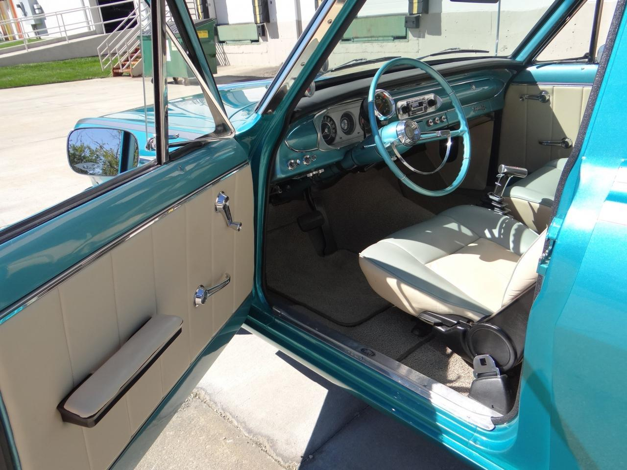 Large Picture of Classic 1964 Nova located in Indianapolis Indiana - $23,995.00 Offered by Gateway Classic Cars - Indianapolis - KEDU