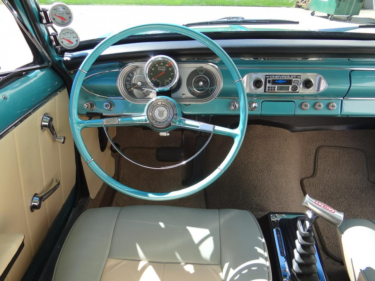 Large Picture of '64 Chevrolet Nova located in Indianapolis Indiana - $23,995.00 Offered by Gateway Classic Cars - Indianapolis - KEDU