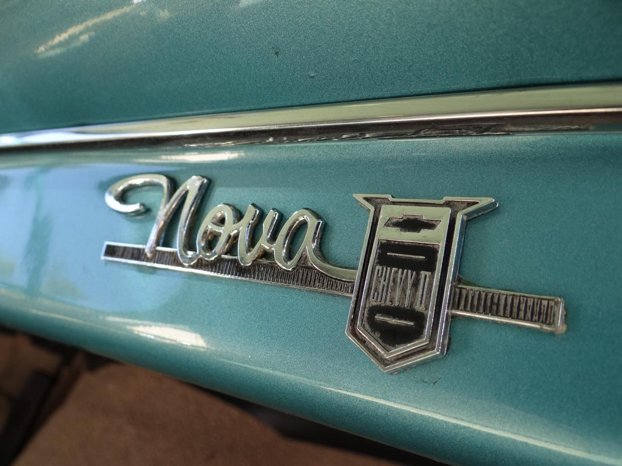 Large Picture of Classic '64 Nova located in Indianapolis Indiana Offered by Gateway Classic Cars - Indianapolis - KEDU