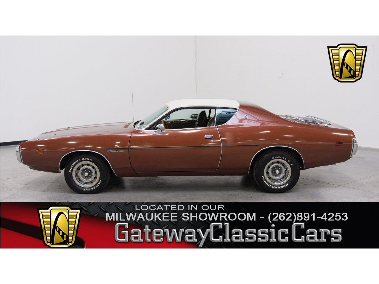 Large Picture of Classic '71 Dodge Charger located in Kenosha Wisconsin - $29,995.00 Offered by Gateway Classic Cars - Milwaukee - KEDX