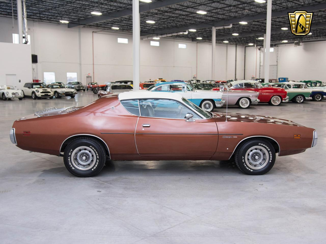 Large Picture of Classic 1971 Charger located in Kenosha Wisconsin - $29,995.00 Offered by Gateway Classic Cars - Milwaukee - KEDX
