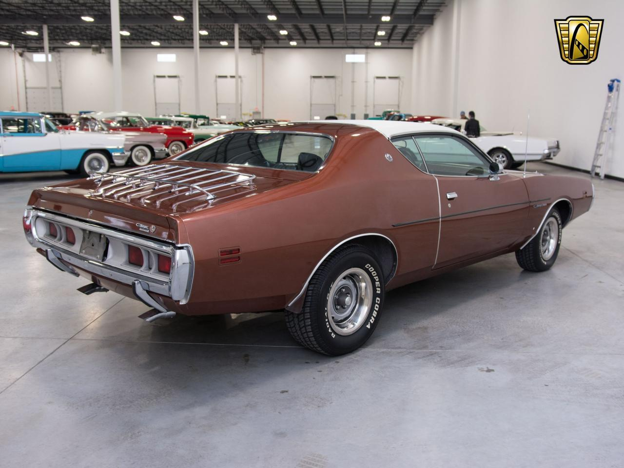 Large Picture of Classic '71 Dodge Charger located in Kenosha Wisconsin Offered by Gateway Classic Cars - Milwaukee - KEDX