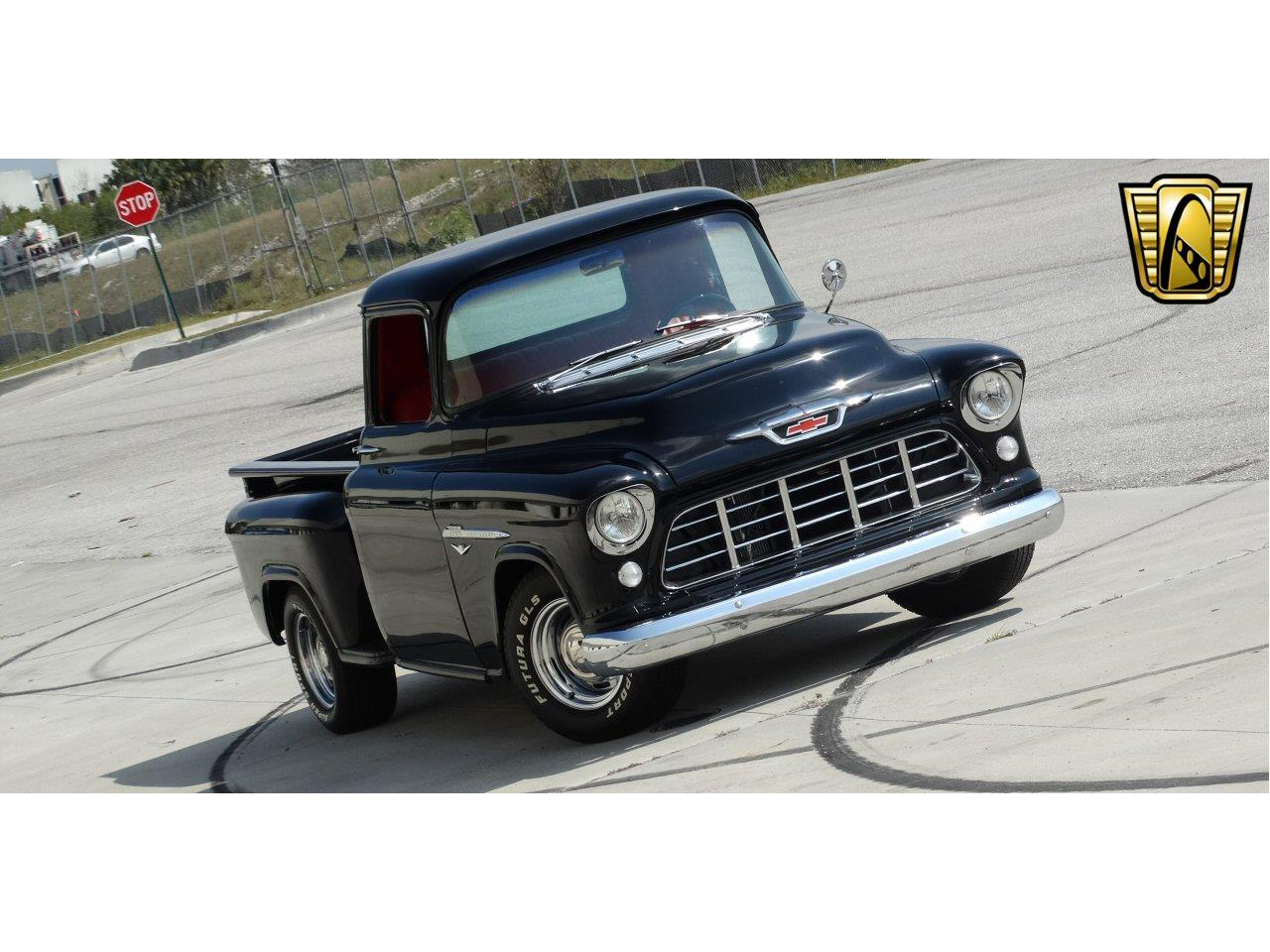 Large Picture of Classic '55 3100 located in Florida Offered by Gateway Classic Cars - Fort Lauderdale - KEEE