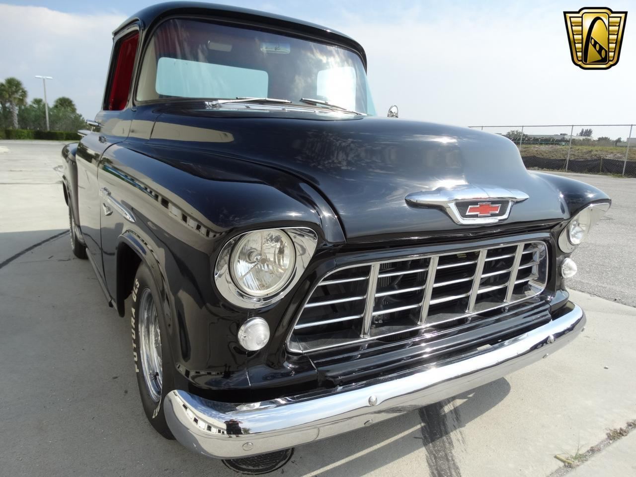 Large Picture of Classic 1955 Chevrolet 3100 located in Coral Springs Florida - $45,995.00 Offered by Gateway Classic Cars - Fort Lauderdale - KEEE