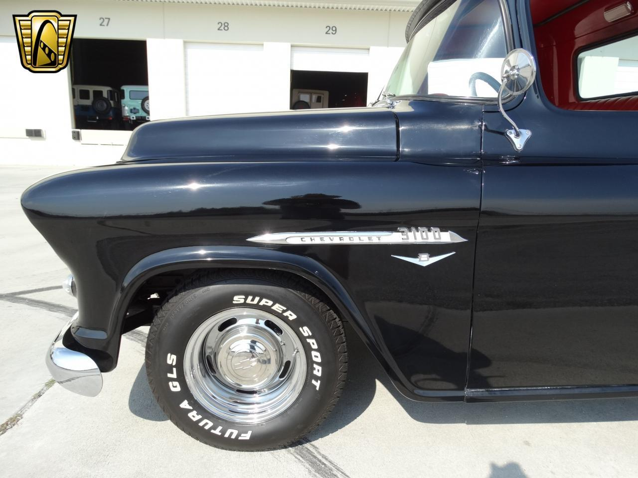 Large Picture of Classic 1955 Chevrolet 3100 located in Coral Springs Florida Offered by Gateway Classic Cars - Fort Lauderdale - KEEE