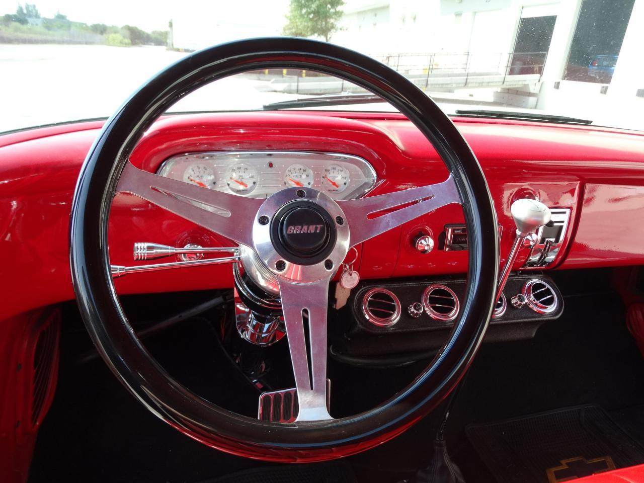 Large Picture of 1955 Chevrolet 3100 located in Coral Springs Florida - $45,995.00 Offered by Gateway Classic Cars - Fort Lauderdale - KEEE