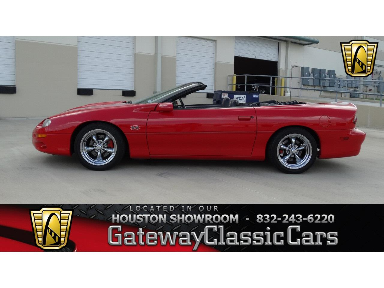 Large Picture of 2002 Camaro Offered by Gateway Classic Cars - Houston - KEFD