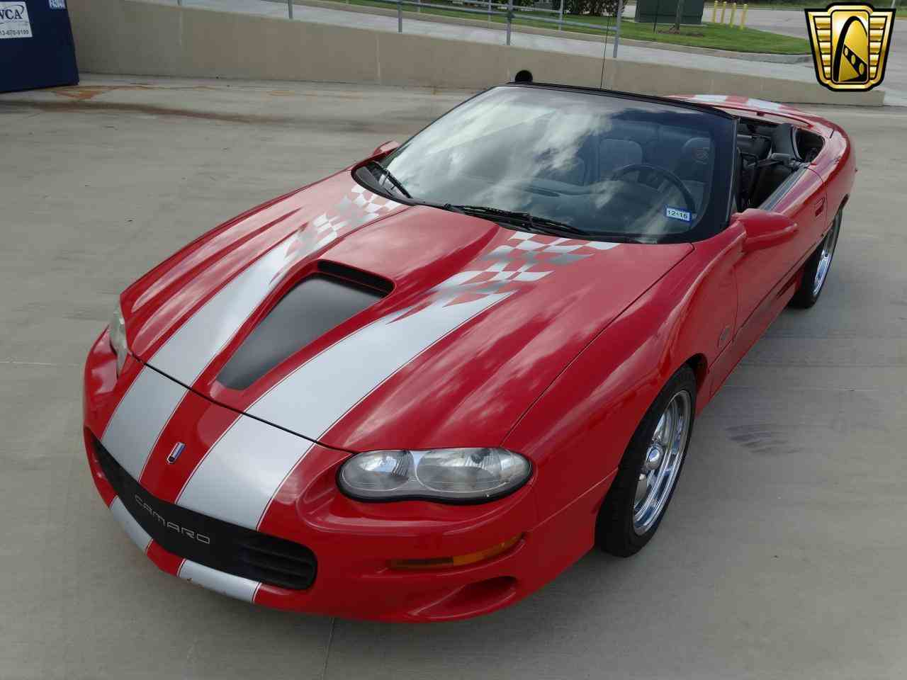Large Picture of '02 Camaro - KEFD