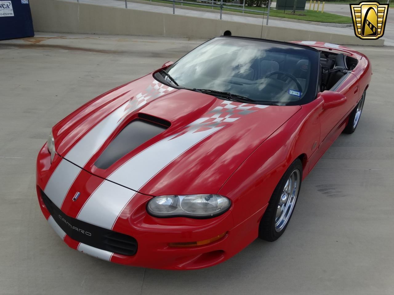 Large Picture of '02 Chevrolet Camaro located in Texas - $15,595.00 - KEFD
