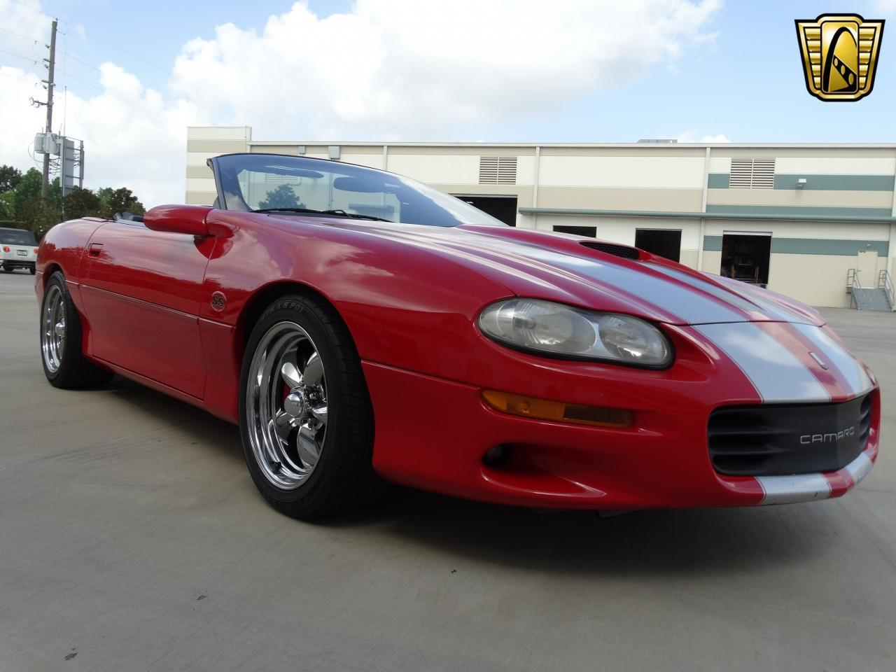 Large Picture of '02 Camaro located in Houston Texas Offered by Gateway Classic Cars - Houston - KEFD