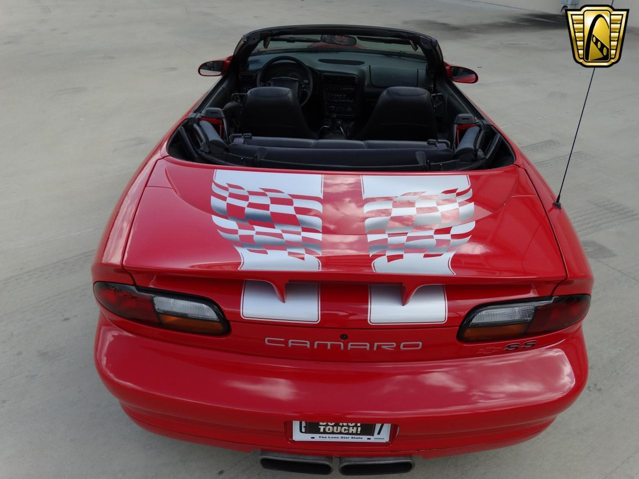 Large Picture of 2002 Camaro located in Houston Texas - $15,595.00 Offered by Gateway Classic Cars - Houston - KEFD