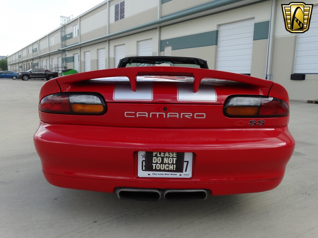 Large Picture of '02 Camaro located in Texas - $15,595.00 Offered by Gateway Classic Cars - Houston - KEFD